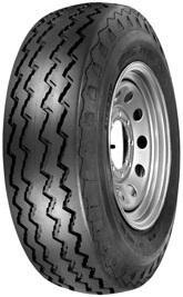 Power King Low Boy HD Tires