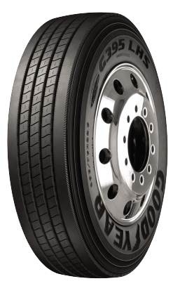 G395 LHS Fuel MAX Tires