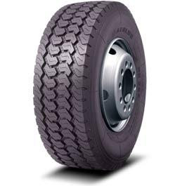 HN228 On/Off Road Mixed Service All Position Tires