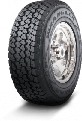 Goodyear Wrangler w/ SilentArmor Technology 748469189 Tires